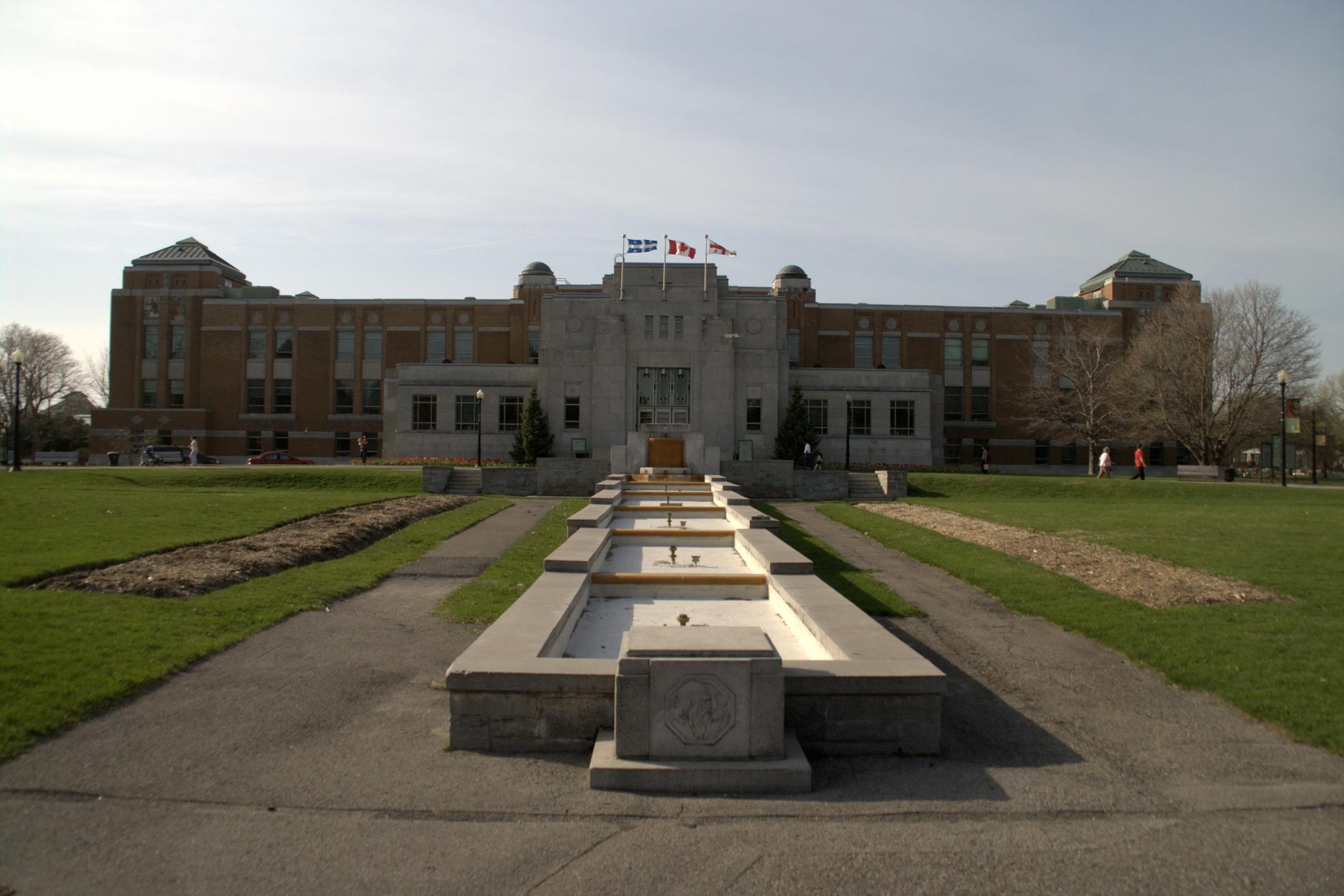L t reprend ses droits au jardin botanique de montr al for Botanique jardin montreal