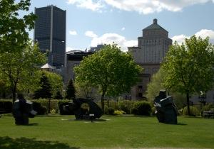 Au Vieux-Port de Montréal, cette même inspiration orientale...