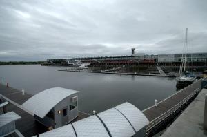 La Marina du Vieux-Port fait place aux pieds marins