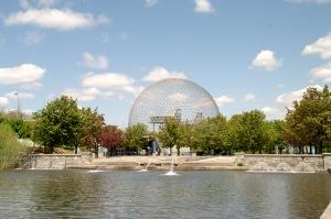 Symbole inoubliable de l'Expo 67 de Montréal