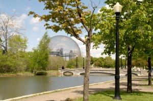 La Biosphère, lieu d'observation en milieu naturel