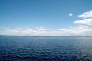 Le lac Champlain est d'une beauté à couper le souffle