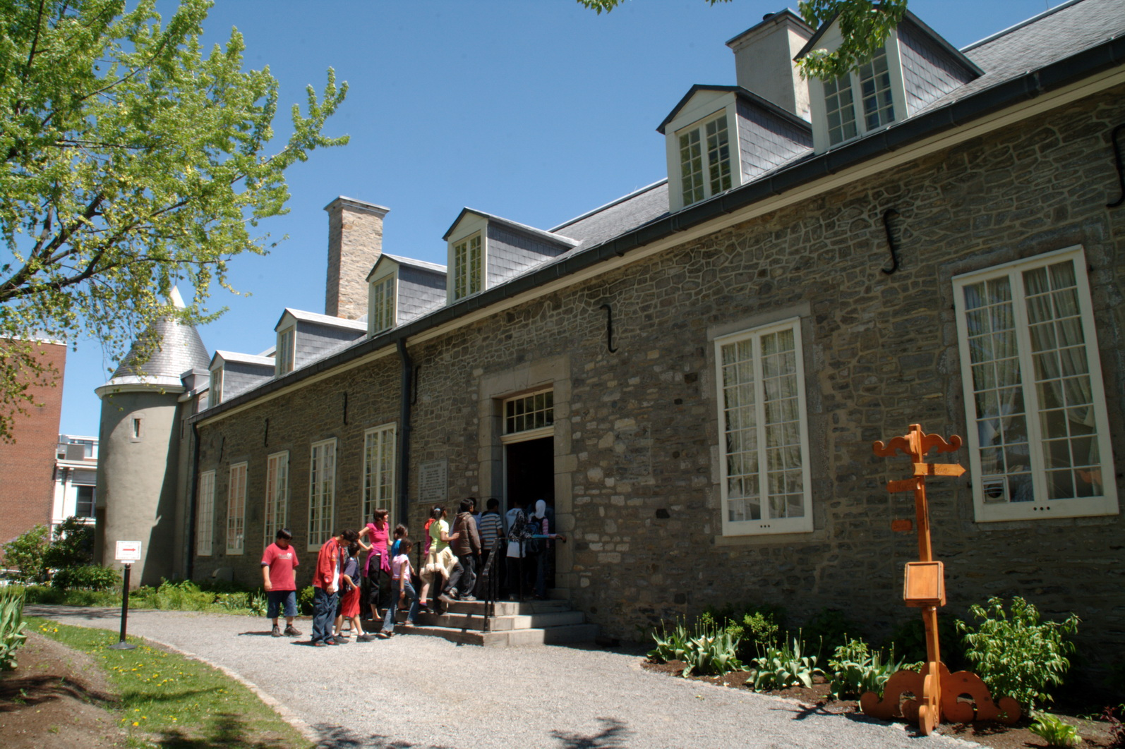 Chateau de ramezey 013 for Au jardin du gouverneur quebec