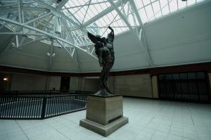 Monument en rappel des deux guerres