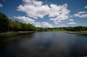 Une exposition montrait les 150 ans de plaisirs d'hiver au Lac-aux-Castors
