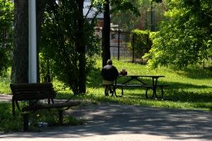 Un parc déserté est une désolation