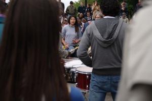 Les Tamtams à Montréal sont des tambours de paix qui résonnent à l'unisson tous les dimanches.