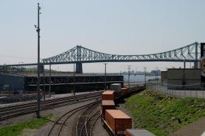 Montréal voit son industrie ferroviaire décliner au profit de l'ouest du pays et des États-Unis