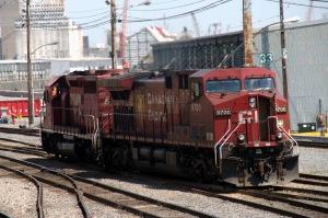 Au moment de la Confédération, le Grand Trunk Railway comptait plus de voies que toute autre entreprise ferroviaire au monde