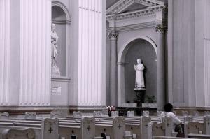 Passage de Jean-Paul II