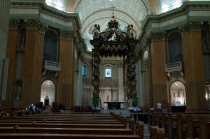 Spiritualité et attrait architectural font de ce bâtiment un haut lieu de fréquentation