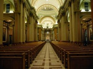 Une réplique de Saint-Pierre de Rome