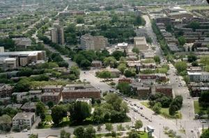 Montréal offre plus de 450 kilomètres de voies cyclables sur son territoire