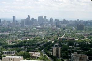Les perspectives démographiques de la région de Montréal sont encourageantes pour la période 2001-2021. Le rythme de croissance de sa population devrait être trois fois plus élevé que celui qui a été observé entre 1991 et 2001