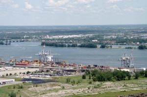 La Voie maritime du Saint-Laurent dessert une région qui compte plus de 90 millions d´habitants