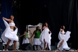 Il y a 1 268 835 d'habitants à l'Île Maurice