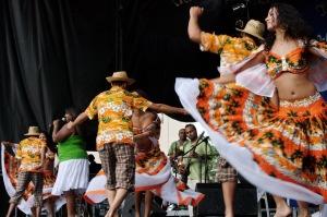Place Émilie-Gamelin, Génération Mauricana a donné une prestation qui restera gravée dans les mémoires