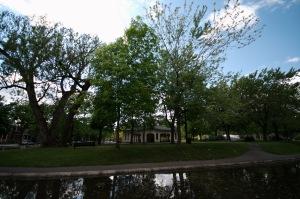 Le parc Saint-Viateur est situé dans un arrondissement cossu, Outremont