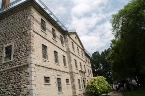 Dans la vieille prison de Trois-Rivières, les guides sont d'ex-détenus