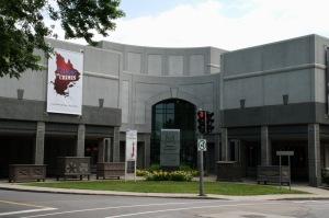 Le Musée québécois de culture populaire a ouvert ses portes au public en juin 2003
