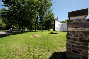 En 1878, l'Université Laval de Québec ouvre une succursale dans la métropole montréalaise. L'Université de Montréal vient de voir le jour
