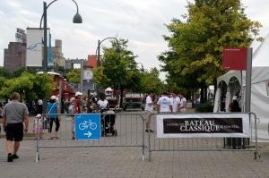 Un rendez-vous spécial dans le Vieux-Port de Montréal pour pieds marins