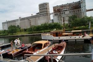 Des bateaux, il y en a pour tous les goûts et tout type de farniente ;-)