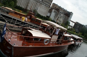 Les bateaux de bois ont toute ma préférence tant ils sont majestueux
