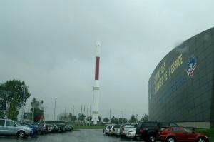 Centre d'interprétation sur les exploits des visionnaires et voyageurs de l'espace