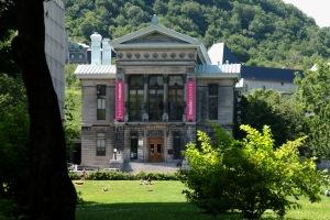 L'Université McGill, c'est aussi onze facultés et dix écoles
