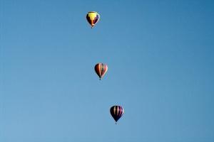 Ce n'est qu'en 1992 que l'événement devient le festival de montgolfières de Saint-Jean-sur-Richelieu