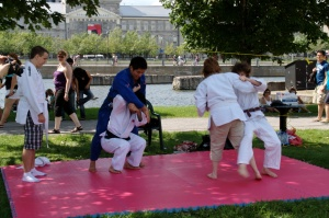 Depuis 1964, le judo est un sport olympique