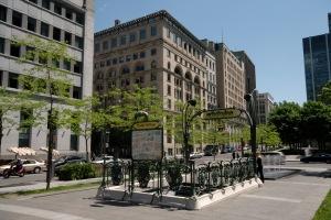 La rue McGill s'est donnée des airs parisiens...