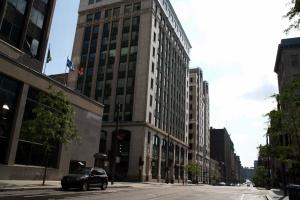 Postes et douanes Canada et Immigration Québec sont tous deux parmi les locataires de la rue McGill