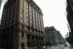 L'hôtellerie est très présente rue McGill