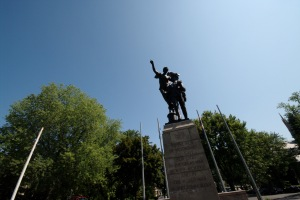 Le monument aux soldats de Westmount est une œuvre de George Hill et il fut inauguré en 1922