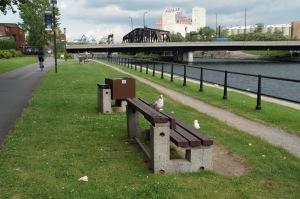 Le canal de Lachine a été désigné lieu historique national du Canada en 1996