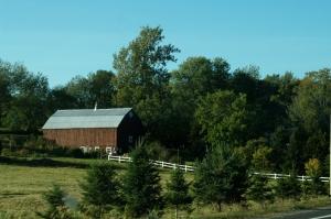 Une des belles fermes du Québec