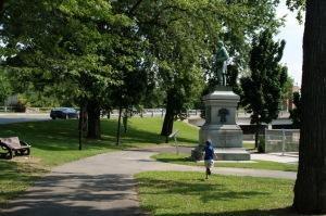 Monsieur Barthélemy Joliette, notaire, est le fondateur de la ville éponyme