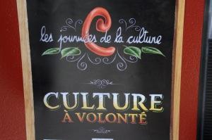 Trois jours durant, la culture à volonté au Québec