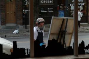 Le Café Graffiti se spécialise dans la culture urbaine accessible à tous.