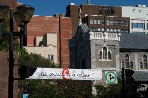 Depuis vendredi jusqu'à dimanche, le Québec souligne à sa façon la culture