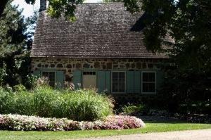 Maison où a vécu Louis-Hippolyte La Fontaine durant son enfance, à Boucherville