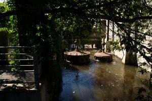 Depuis 1998, le site des moulins met en valeur les technologies liées aux moulins à eau