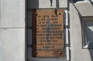 Pour que les générations futures n'oublient pas la très jeune histoire du Québec