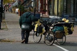 Nous souhaitons souligner également la recrudescence de personnes provenant de l'immigration, aux prises avec des problèmes de santé mentale et se retrouvant dans les rues de Montréal (Marise Guindon)