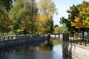 ... ou vers d'autres ponts de l'automne