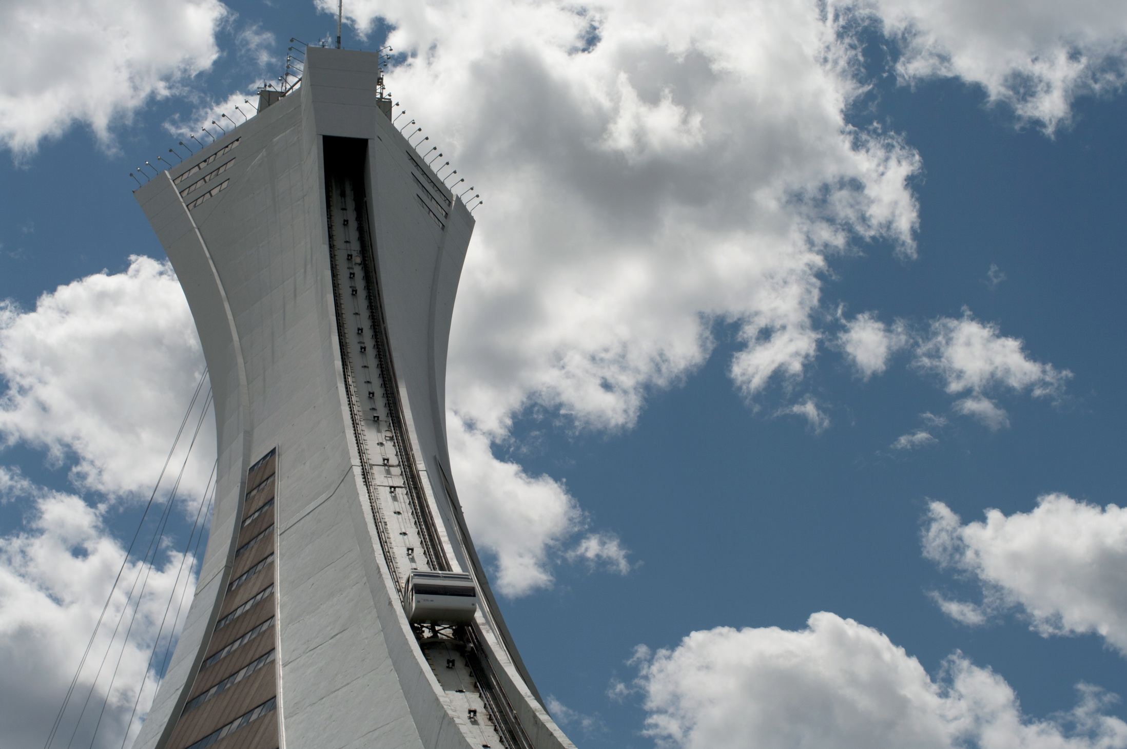 14 septembre 2010 les beaut s de montr al - Piscine du stade olympique ...