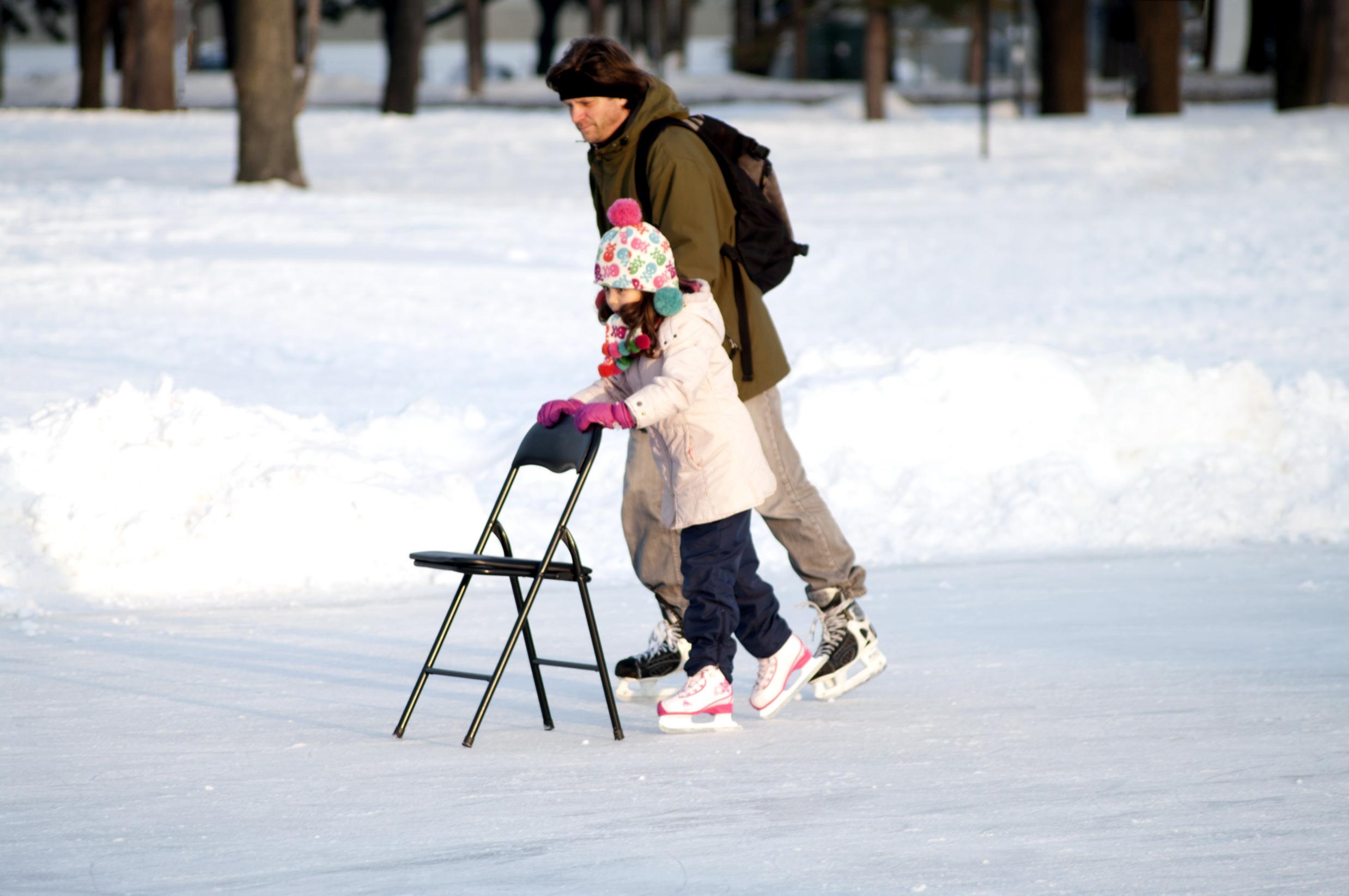 Dites moi avez vous chauss vos patins cette ann e les - Chausse et vous ...