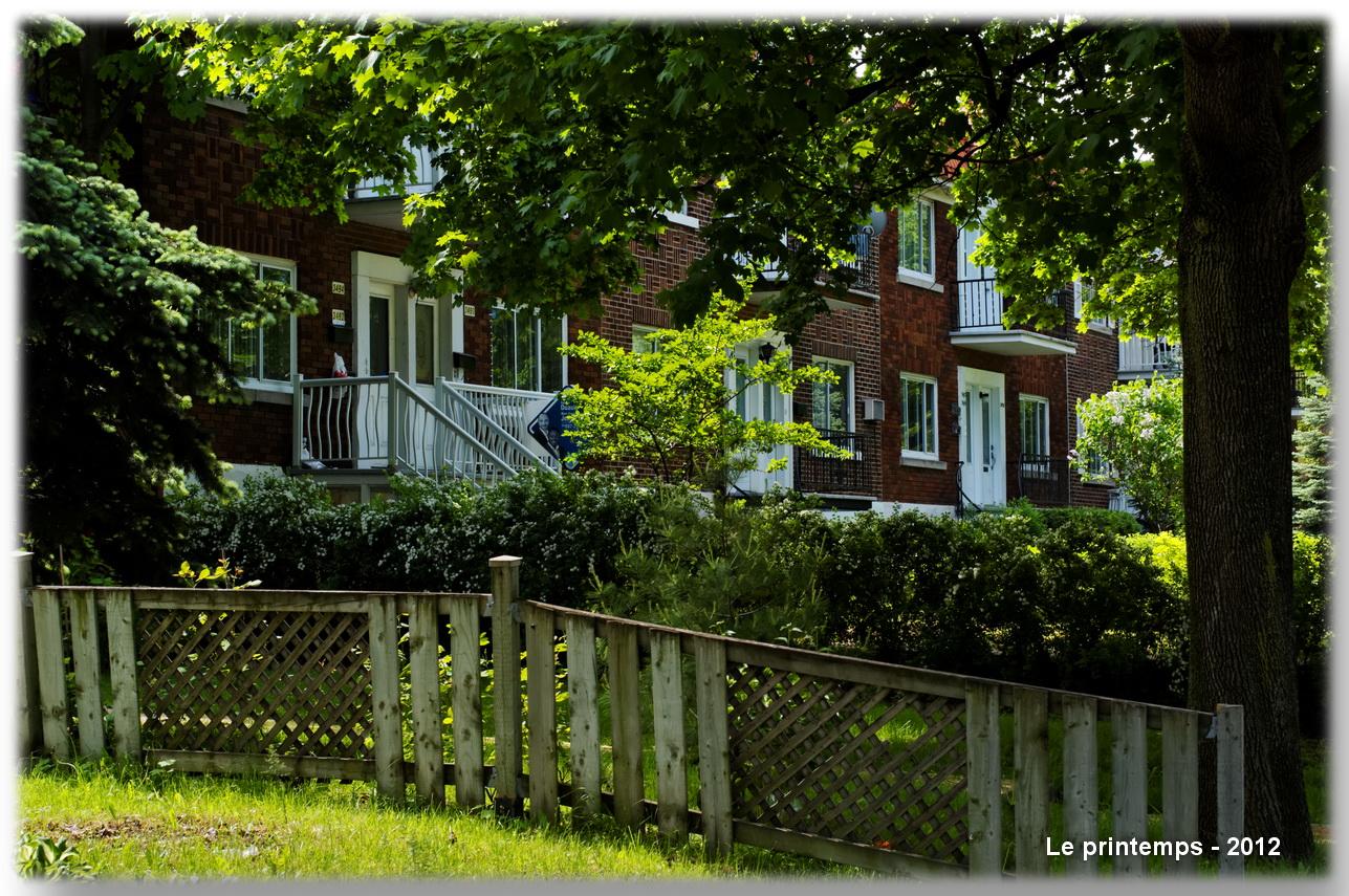 Mai 2012 les beaut s de montr al page 2 for Au jardin du gouverneur quebec